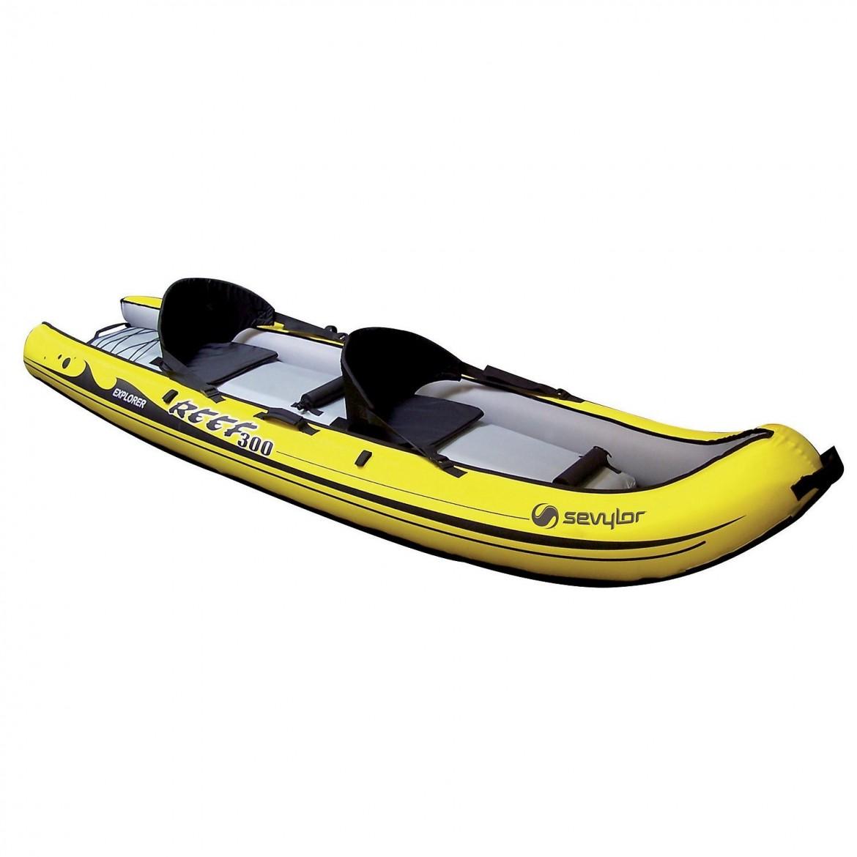 le kayak sevylor reef 240